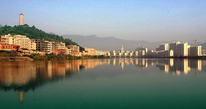 风景 古镇 建筑 旅游 摄影 680_360