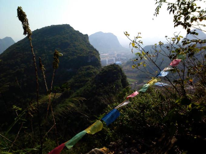 古刹复兴,显密圆融——宜州三门岩名胜风景区西竺寺游记