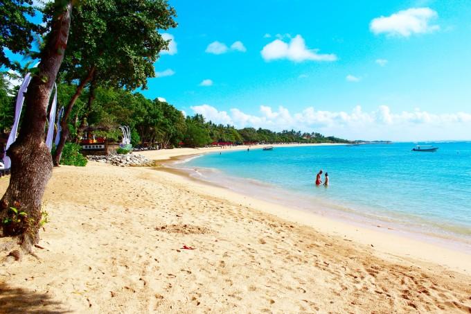 努沙杜瓦海滩