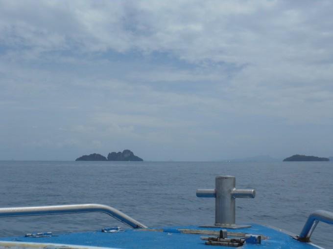 2014年7月撒瓦迪卡,追踪碧海蓝天之泰国普吉岛