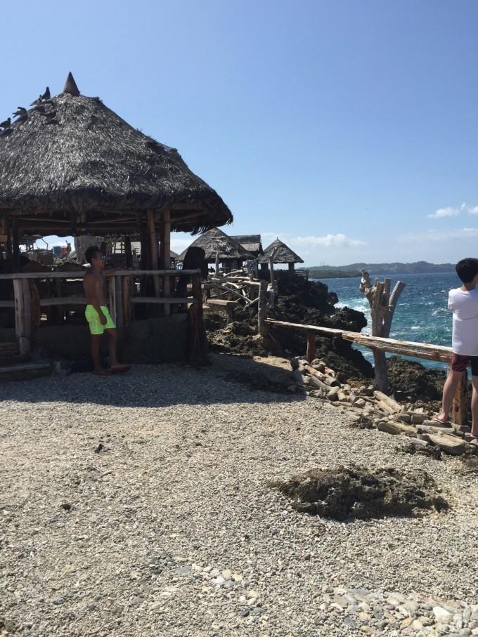 三个女人四月惬游菲律宾长滩岛