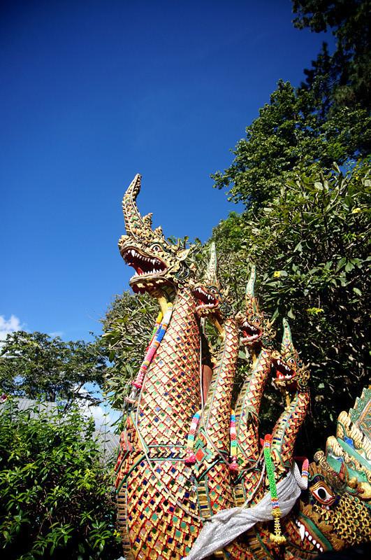 (更新中)【乌托邦看世界】 暹罗--泰爱天空的一抹蓝(曼谷,清迈,pai县