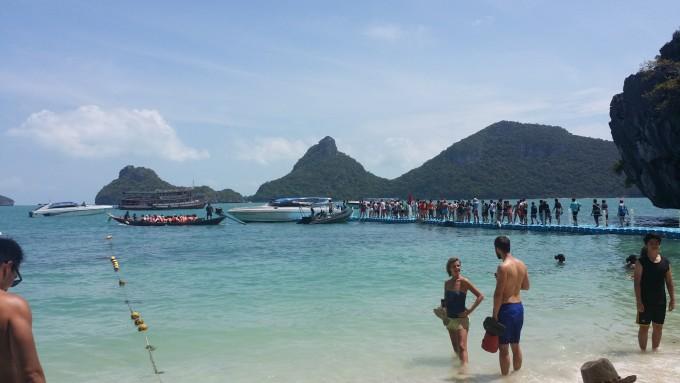 泰享受—新年泰国苏梅岛12日亲情自驾游