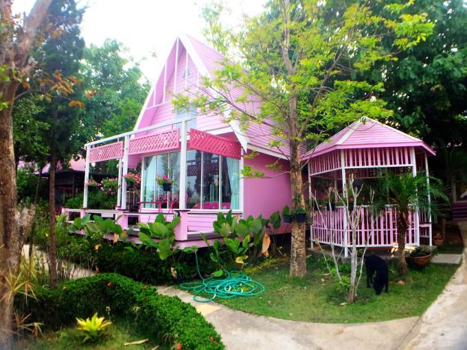小型别墅真实照片