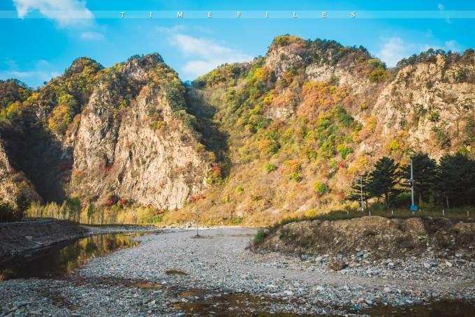 本溪湖里风景区图片
