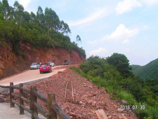 广西桂平龙潭国家森林公园一日游图片