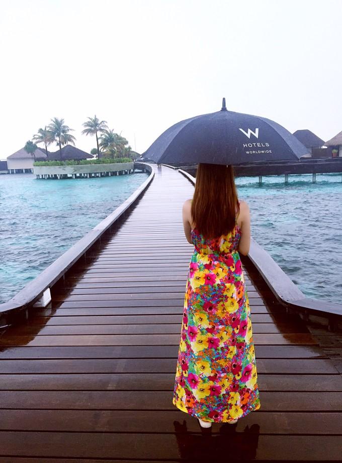 马尔代夫w宁静岛+新加坡度个小蜜月吧