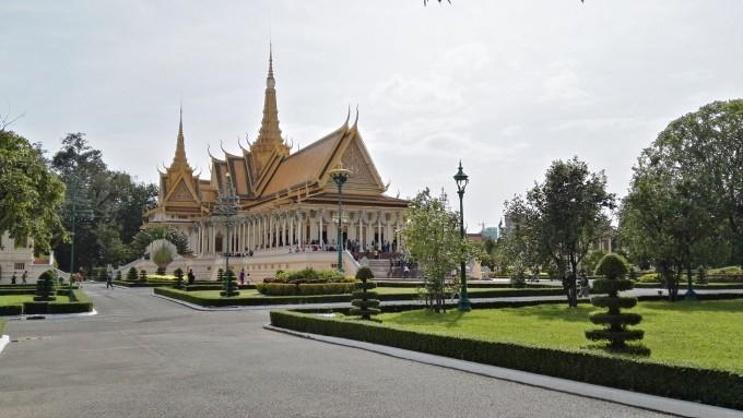走进东南亚之---柬埔寨