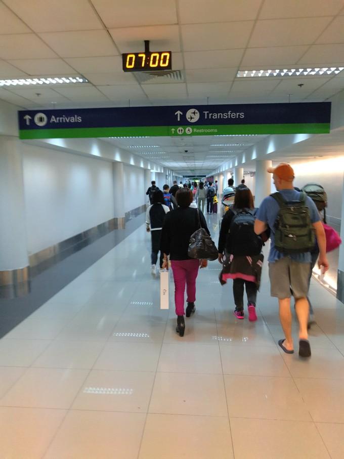 北京首都机场—菲律宾马尼拉国际机场(附详细转机流程