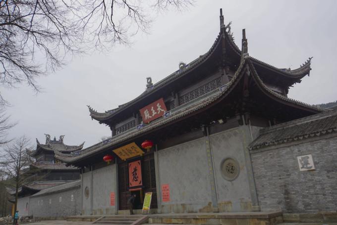宁波五磊山,天一阁,鸣鹤古镇