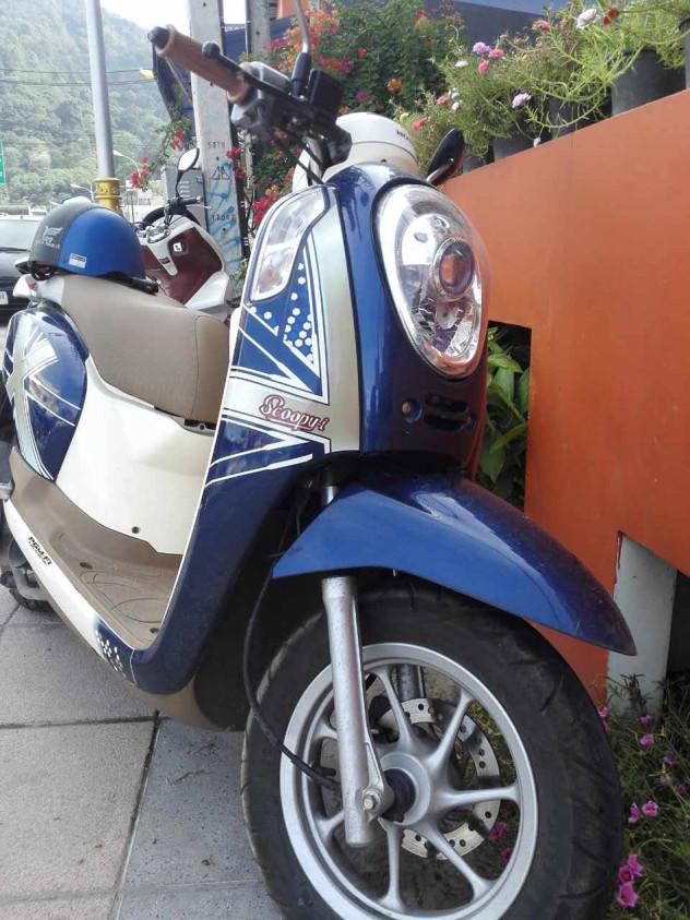 泰国普吉岛的摩托车是不是就相当于国内的助力车?