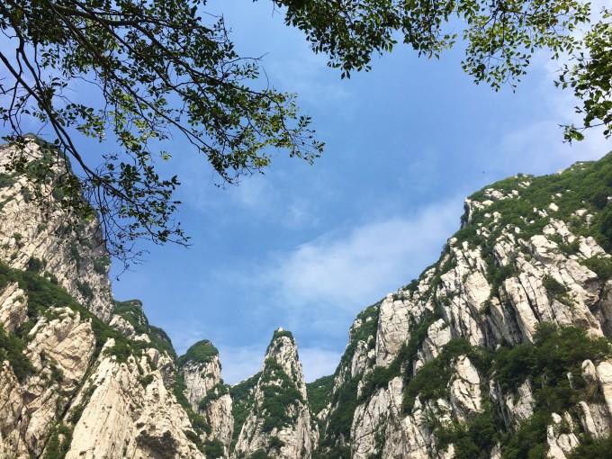 嵩山少林寺,开封两日游(北京出发)
