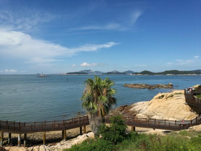 海浪,沙滩,海鲜——漳州东山岛印象,漳州旅游攻略