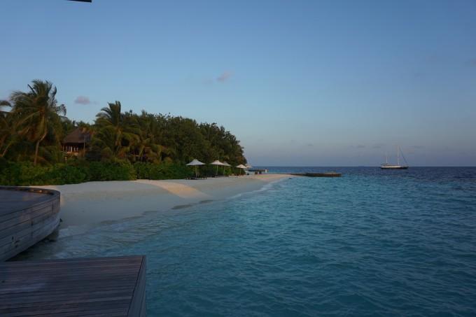 我们的马尔代夫宁静岛之旅