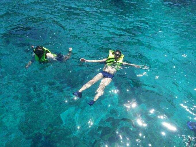 普吉岛—斯米兰群岛之旅