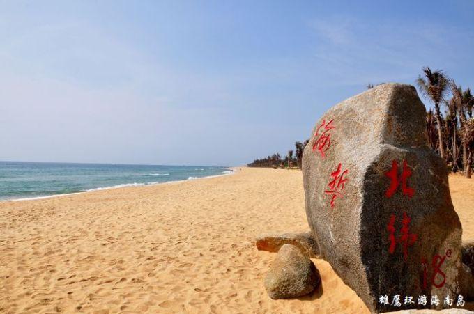香水湾位于海南岛南北气候分界岭—牛岭脚下